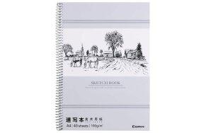SKETCH BOOK COMIX A4 21x29,7cm
